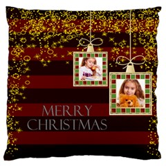 Xmas By Joely   Standard Flano Cushion Case (two Sides)   P2907fjlekc1   Www Artscow Com Back