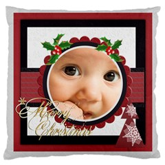 Xmas By Joely   Standard Flano Cushion Case (two Sides)   Lbuksp0asdmz   Www Artscow Com Front