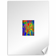 Sun Coleus Enhanced Canvas 36  X 48  (unframed) by sirhowardlee