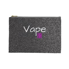 Vape Life  Cosmetic Bag (large) by OCDesignss