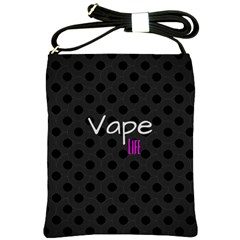 Vape Life Twirlz Shoulder Sling Bag by OCDesignss