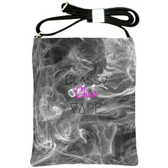 Classy Chics Vape  Shoulder Sling Bag by OCDesignss
