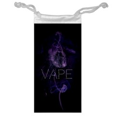 Vape Purple Smoke  Jewelry Bag