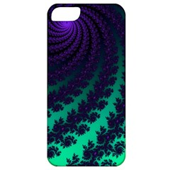 Sssssssfractal Apple Iphone 5 Classic Hardshell Case by urockshop