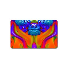 Lava Creature Magnet (name Card) by icarusismartdesigns