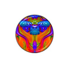 Lava Creature Golf Ball Marker 10 Pack (for Hat Clip) by icarusismartdesigns