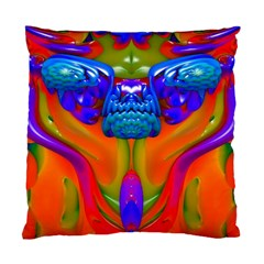 Lava Creature Cushion Case (two Sided)  by icarusismartdesigns
