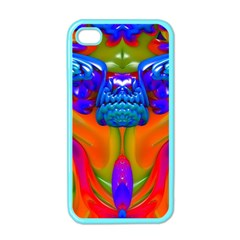 Lava Creature Apple Iphone 4 Case (color) by icarusismartdesigns
