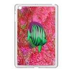 Fish Apple iPad Mini Case (White) Front