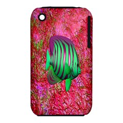 Fish Apple Iphone 3g/3gs Hardshell Case (pc+silicone) by icarusismartdesigns