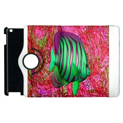 Fish Apple Ipad 2 Flip 360 Case by icarusismartdesigns