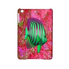 Fish Apple Ipad Mini 2 Hardshell Case by icarusismartdesigns