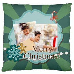 Xmas By Xmas4   Standard Flano Cushion Case (two Sides)   Isqtfj8ij4nm   Www Artscow Com Front