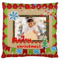 Xmas By Xmas4   Standard Flano Cushion Case (two Sides)   I25jq8gnedoa   Www Artscow Com Back