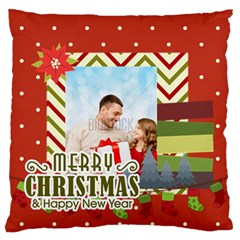 Xmas By Xmas4   Standard Flano Cushion Case (two Sides)   Do3pbsr91qgt   Www Artscow Com Back