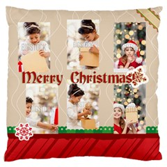 Xmas By Xmas4   Standard Flano Cushion Case (two Sides)   Lkmrxszytyi2   Www Artscow Com Back