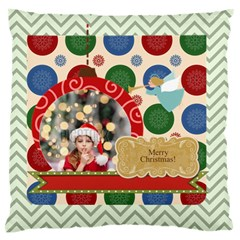 Xmas By Xmas4   Standard Flano Cushion Case (two Sides)   R2prew73jxy5   Www Artscow Com Back