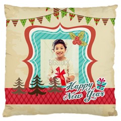Xmas By Xmas4   Standard Flano Cushion Case (two Sides)   55t90z0xi4s4   Www Artscow Com Back