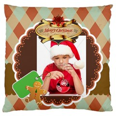 Xmas By Xmas4   Standard Flano Cushion Case (two Sides)   5ymjre0bhh0l   Www Artscow Com Back