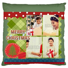 Xmas By Xmas4   Standard Flano Cushion Case (two Sides)   66o9wisku8nz   Www Artscow Com Front