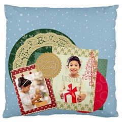 Xmas By Xmas4   Standard Flano Cushion Case (two Sides)   68bqjka9fu03   Www Artscow Com Back
