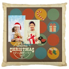 Xmas By Xmas4   Standard Flano Cushion Case (two Sides)   Giq5xxx7uemq   Www Artscow Com Back