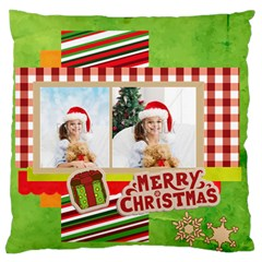 Xmas By Xmas4   Standard Flano Cushion Case (two Sides)   626zsgddvck9   Www Artscow Com Front
