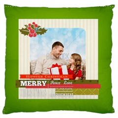 Xmas By Xmas4   Standard Flano Cushion Case (two Sides)   4o3p4f5xy073   Www Artscow Com Back