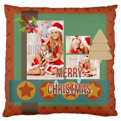 Xmas By Xmas4   Standard Flano Cushion Case (two Sides)   Nhsdo6rlkmdh   Www Artscow Com Front