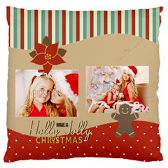 Xmas By Xmas4   Standard Flano Cushion Case (two Sides)   9nempk66wt9u   Www Artscow Com Front