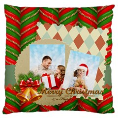 Xmas By Xmas4   Standard Flano Cushion Case (two Sides)   Ipzht56u3cao   Www Artscow Com Front