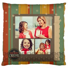 Xmas By Xmas4   Standard Flano Cushion Case (two Sides)   Kyphallurqb9   Www Artscow Com Back