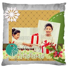Xmas By Xmas4   Standard Flano Cushion Case (two Sides)   H7mzxcqlzvl7   Www Artscow Com Front