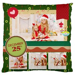 Xmas By Xmas4   Standard Flano Cushion Case (two Sides)   7lm4hj8rvyz3   Www Artscow Com Back