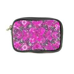 Dazzling Hot Pink Coin Purse