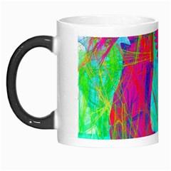 Birds In Flight Morph Mug by icarusismartdesigns