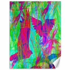Birds In Flight Canvas 36  X 48  (unframed) by icarusismartdesigns