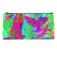 Birds In Flight Pencil Case by icarusismartdesigns