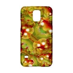 Christmas Print Motif Samsung Galaxy S5 Hardshell Case  by dflcprints