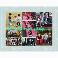 4 Dragon Calendar By Alice Lam   Wall Calendar 11  X 8 5  (18 Months)   4v8tryyrnwsf   Www Artscow Com Month