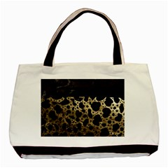 Cheetah Stars Gold  Classic Tote Bag by OCDesignss