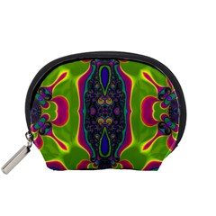 Hippie Fractal  Accessory Pouch (small)