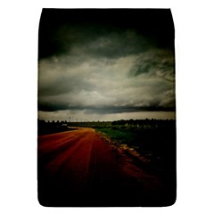 Dark Empty Road Removable Flap Cover (small) by dflcprints