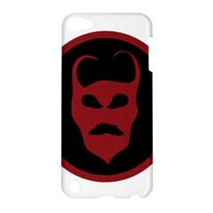 Devil Symbol Logo Apple Ipod Touch 5 Hardshell Case by dflcprints