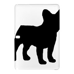 French Bulldog Silo Black Ls Samsung Galaxy Tab Pro 12.2 Hardshell Case by TailWags