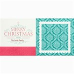Christmas Sentiments 4x8 Card No. 1 - 4  x 8  Photo Cards