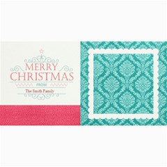 Christmas Sentiments 4x8 Card No  1 By One Of A Kind Design Studio   4  X 8  Photo Cards   Bcqkb85qg3m9   Www Artscow Com 8 x4  Photo Card - 9