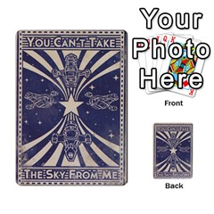 The Silk Road By Matthew   Multi Purpose Cards (rectangle)   B4wmx07kydmz   Www Artscow Com Back 53