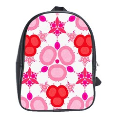 Strawberry Shortcakee School Bag (xl)