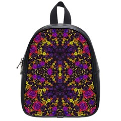 Color Bursts  School Bag (small) by OCDesignss